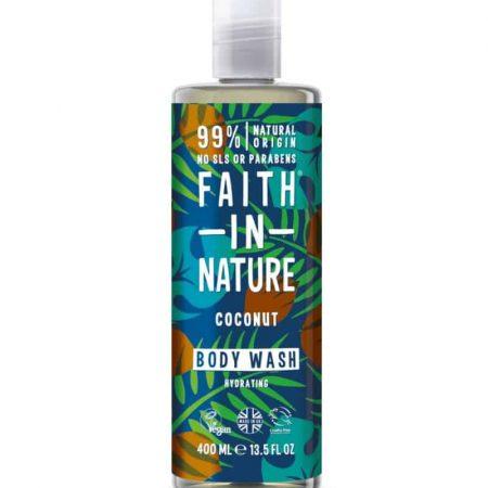 FAITH IN NATURE - Gel duche de coco