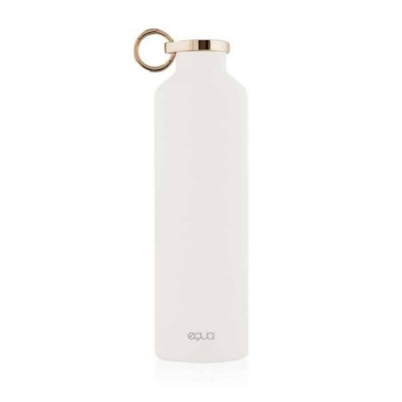 EQUA garrafa térmica branca