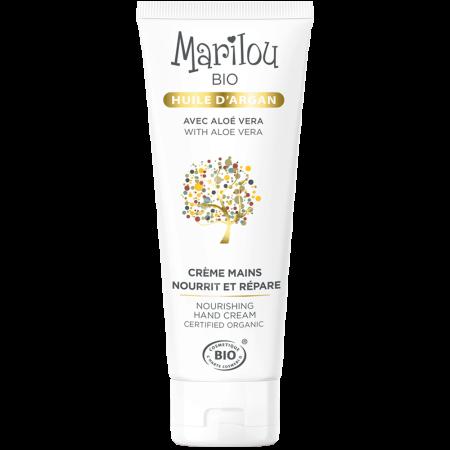MARILOU BIO - Creme de mãos nutritivo com óleo de Argão