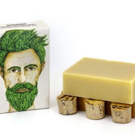 AMOR LUSO – Barbudo, sabonete para lavar a barba