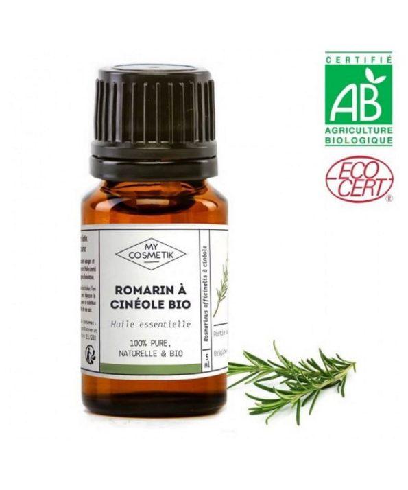MYCOSMETIK  óleo essencial alecrim cinéole biológico orgânico