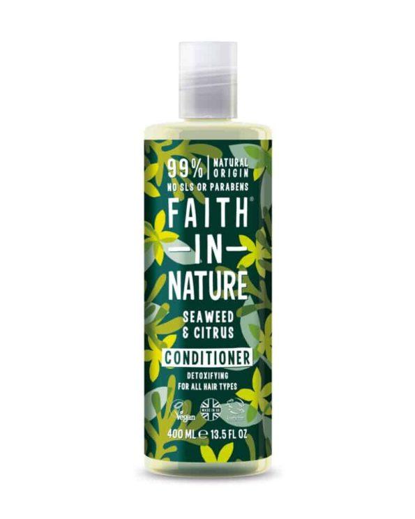 FAITH IN NATURE – Amaciador natural de algas marinhas e citrinos