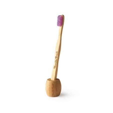 THE HUMBLE CO - Suporte de bambu para escova de dentes