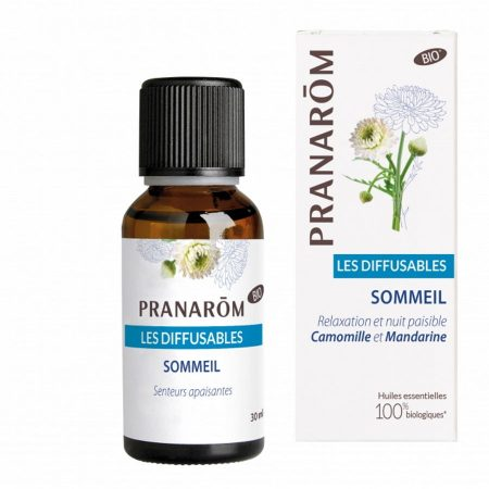pranarom óleo essencial difusão sono biológico quimiotipado orgânico