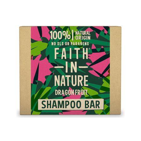 Faith in Nature champô sólido natural maracujá