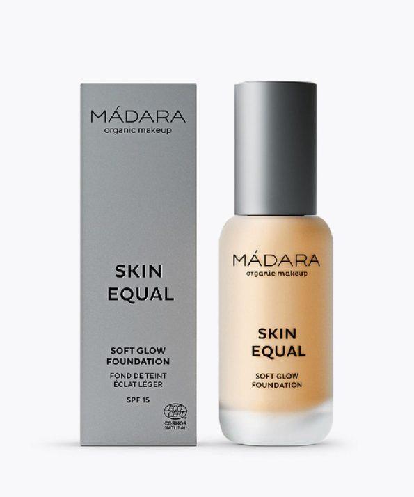 Mádara natural biológico base equilibro Skin Equal 40 Sand