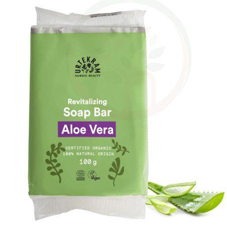 Sabonete natural aloé vera biológico orgânico