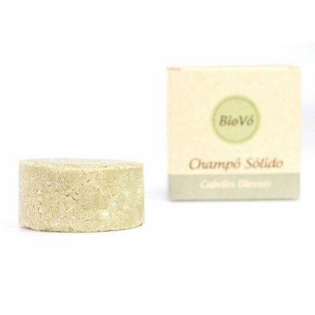 Biovó champô sólido natural cabelos oleosos