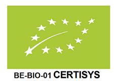 logo certificação biológica europa certisys