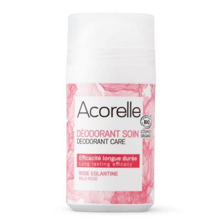 Acorelle desodorizante natural biológico longa duração rosa selvagem