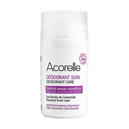 Acorelle desodorizante natural biológico pele sensível