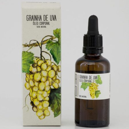 Amor Luso oleo vegetal grainha uva natural 10