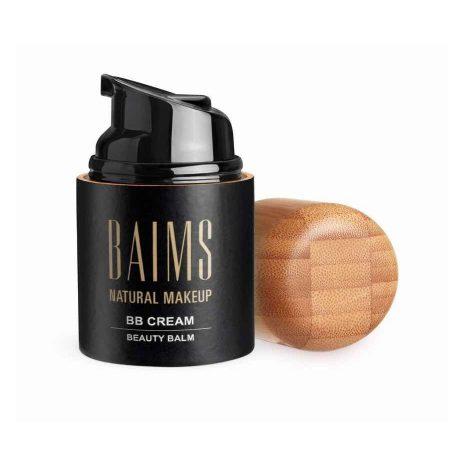Baims BB Cream natural biológico mineral orgânico aberto