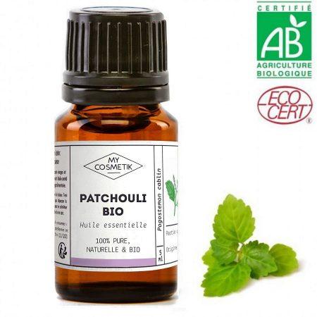 MYCOSMETIK óleo essencial patchouli biológico orgânico