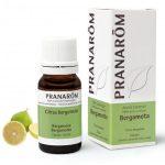 Pranarom óleo essencial Bergamota biológico quimiotipado orgânico