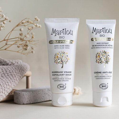 Marilou bio cremes cosmética natural
