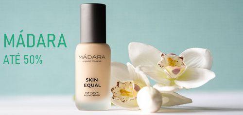 promoção mádara cosmética maquilhagem natural biológico
